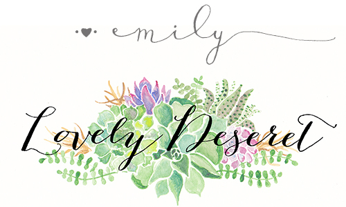 Emily, Lovely Deseret