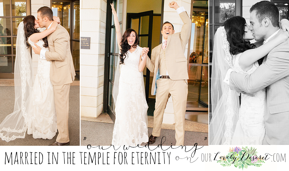 Lovely Deseret talks about her temple wedding in the mormon temple in Manti Utah Ciara RIchardson Photography