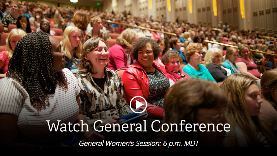 LDS Women's Conference 2016
