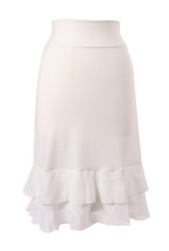 Peek-a-boo Chic Skirt Extender