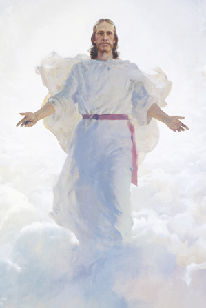 The Resurrected Jesus Christ by Harry Anderson