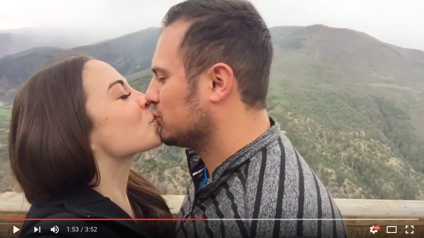 """Anniversary Getaway to Colorado"" Anniversary Video"