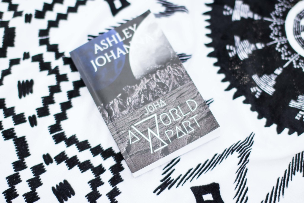 Joha A World Apart by LDS Author Ashley Johanna