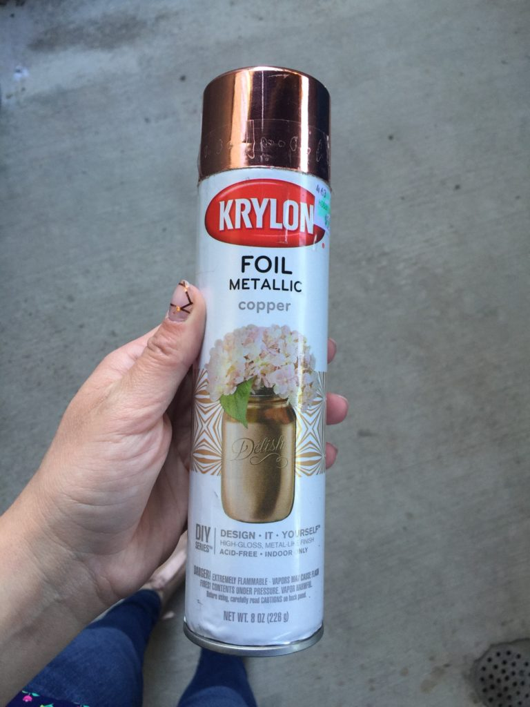 Best copper spray paint at Hobby Lobby