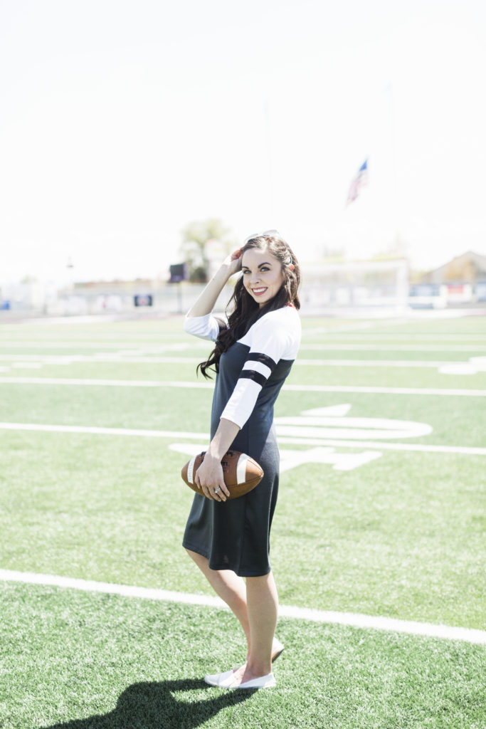 Quot Coach S Wifey Quot Gameday Style Sporty Dress For Football