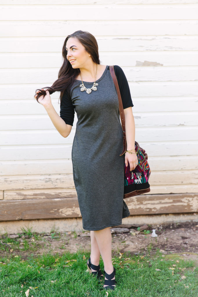 Customizable modest baseball tee dresses by Shop Carissa Miss